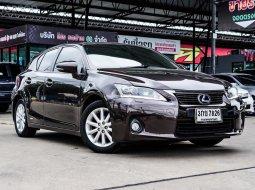 2011 Lexus CT200h 1.8 Premium รถเก๋ง 4 ประตู