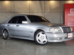 1996 Mercedes-Benz C36 AMG 3.6 W202 Sport Sedan AT (ปี 93-00)  B4321