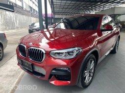 🚩BMW X4 XDrive20d M-SPORT X ปี 2020 สีแดง