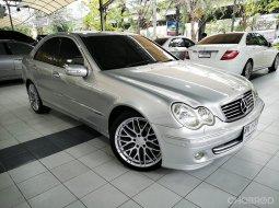 2005 Mercedes-Benz C230 Kompressor Elegance ไมล์ 157,xxx km.