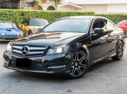 2015 Mercedes-Benz C180 coupe AMG