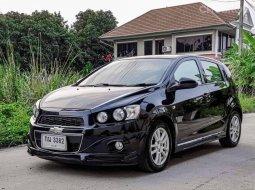 2013 Chevrolet Sonic 1.4 LTZ รถเก๋ง 5 ประตู