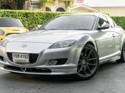 2004 Mazda RX-8 นำเข้าแบบ32 ไมล์ 105,xxx km.