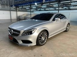 2016 Mercedes-Benz CLS250 CDI AMG Shooting Brake รถเก๋ง 4 ประตู