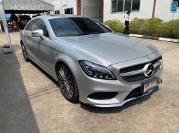 2016 Mercedes-Benz CLS250d AMG Premium