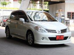 ขายรถ Nissan Tiida 1.8 G ปี2011 รถเก๋ง 5 ประตู