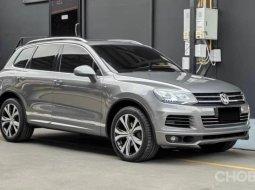 Volkswagen Touareg Diesel รุ่นพิเศษ R Line 3.0 V6 เ