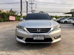 Honda Accord รุ่น EL ปี 2015 รถสวย มือเดียว สภาพดี