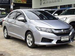ไมล์ม้อย 7x,xxx km.ขายรถ 2017 Honda City 1.5 (ปี 14-18) S i-VTEC