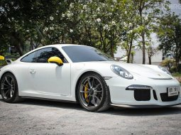 2015 Porsche 911 GT3  รถเก๋ง 2 ประตูใช้งานเพียง35000กิโล เซอวิสที่AAS มีประวัติตลอด