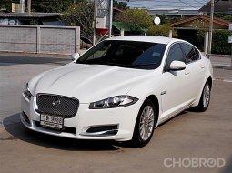 Jaguar XF 3.0 V6 Premium Luxury ปี12 รถบ้านสวยมือเดียวขับดีตัวรถสวยไม่มีอุบัติเหตุ