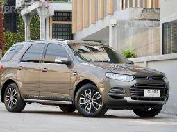 2013 Ford Territory 2.7 4WD รถตู้/MPV