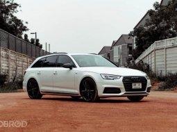2018 Audi A4 45TFI Auattro  Line SUV บุ๊คเซอร์วิส กุญแจสำรองจากศูนย์ฯ ครบ