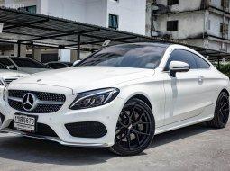Mercedes-Benz C250 Coupé AMG Dynamic ปี 2018