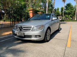 2008 Mercedes-Benz C200 Kompressor Elegance รถเก๋ง 4 ประตู