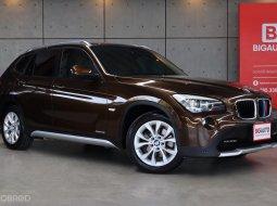 2014 BMW X1 2.0 E84  sDrive18i Highline รถศูนย์ BMW Thailand ประวัติดี 100% รับประกันเลขไมล์แท้ครับ