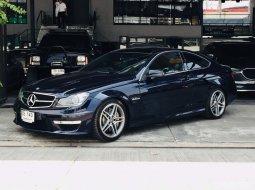 2012 Benz C63AMG 50,000กม. รถย้ายของมาครบๆๆ