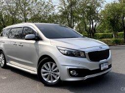 2018 KIA GRAND CARNIVAL 2.2 EX ฟรีดาวน์ รถสวยๆ พร้อมใช้