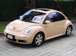 ขายรถ Volkswagen Beetle 2.0 ปี2008 รถเก๋ง 2 ประตู