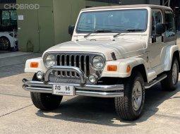 2001 Jeep Cherokee 4.0 Limited 4WD รถเก๋ง 2 ประตู