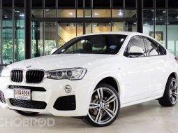 BMW X4 xDrive20d M Sport ปี 2016
