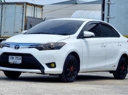ขายรถมือสอง Toyota Vios 1.5 G Limited ท็อปสุดในรุ่น ปี2015 มือเดียวป้ายแดง