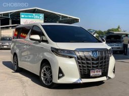 2018 Toyota ALPHARD 2.5 Hybrid E-Four 4WD รถตู้/MPV
