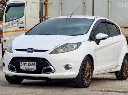 ขายรถมือสอง FORD Fiesta 1.6S Topสุด AT ปี 2013