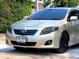 ขายรถมือสอง Toyota Corolla Altis AT 1.6 E ตัวท็อปสุด ปี 2010