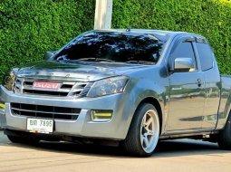ขายรถมือสอง Isuzu D-max 2.5 MT cab เตี้ย ปี 2015