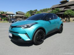 2020 Toyota C-HR 1.8 HV Hi (ไฮบริด) A/T TOP เบนซิน+ไฟฟ้า รถเก๋ง 5 ประตู