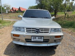 SsangYong Musso 500 Limited 4x4 ปี 1998