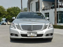 2010 Mercedes-Benz C200 CGI Elegance รถเก๋ง 4 ประตู
