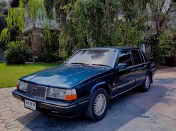 1992 Volvo 940 GLT รถเก๋ง 4 ประตู