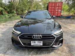2018 Audi A7 3.0 55 TFSI quattro S line 4WD รถเก๋ง 4 ประตู