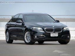 2015 BMW 525d Luxury รถศูนย์ BMW Thailand เซอร์วิสศูนย์ BMW ทุกระยะ