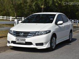 2012 Honda CITY 1.5 S i-VTEC รถเก๋ง 4 ประตู