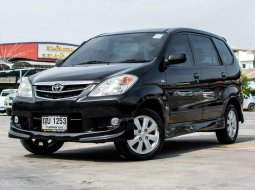 Toyota AVANZA 1.5 E  ปี2011 สภาพเหมือนมือ1