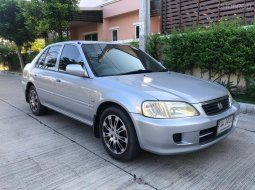 2001 Honda City 1.5 Exi Z สีเทา