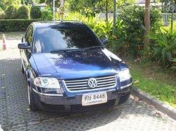 ขาย Volkswagen Passat 1.9 TDi ดีเซล รถเก๋ง 4 ประตู สีน้ำเงินเข้ม สวยมาก