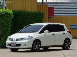 2011 Nissan Tiida รถเก๋ง5ประตู hatchback ท๊อปสุด 1.6G เกียร์ออโต้