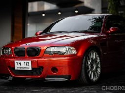 Bmw M3 Cabriolet (E46) Model year 2004