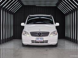 Benz Vito 122 CDI ปี 2011 ออฟชั่นครบ มือเดียว ไมล์แท้ ไม่เคยชน
