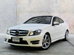 #BENZ #C180 COUPE Amg Dynamic 2013