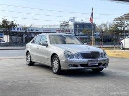 Mercedes Benz E220 CDI(w211) 2004 มือเดียว วิ่งน้อยสภาพหายาก