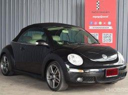 Volkswagen New Beetle 2.0 (ปี 2010) GLS Convertible AT ราคา 1,090,000