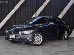 BMW 320i Luxury ปี 2015 สภาพสวยมาก มือเดียวป้ายแดง