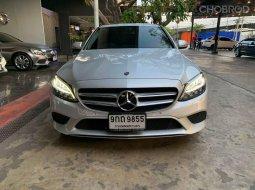 2019 Mercedes-Benz C220 CDI Executive รถเก๋ง 4 ประตู