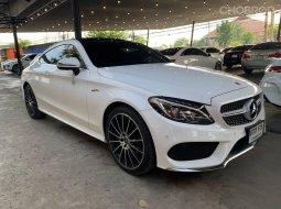 2019 Mercedes-Benz C250 AMG  Dynamic รถเก๋ง 2 ประตู