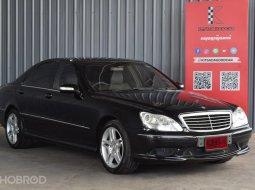 🏁 Mercedes-Benz S55 AMG 5.4 2006